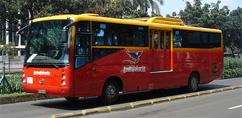 bus trans jakarta